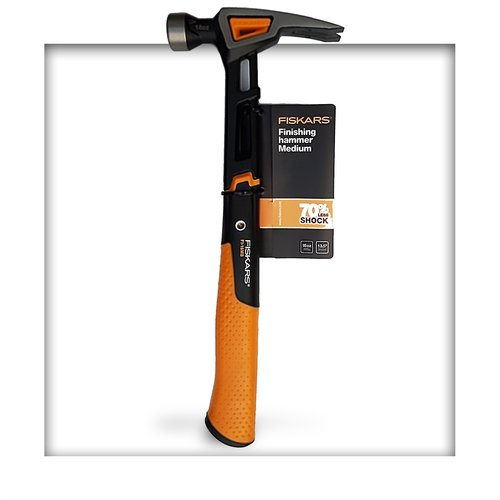 Fiskars Profi-Hammer medium FI-16MS 70% vibrationsreduziert